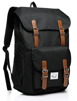Vaschy School Backpack for Men and Women Casual Lightweight