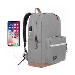 Benteng School Backpack, Unisex Premium Classic Water Resist