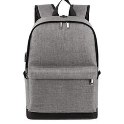 Middle School Backpack, Anti Theft College Student Bookbag w