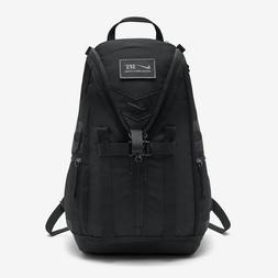 Nike SFS Recruit Training Backpack Black Gym Bag School Lapt