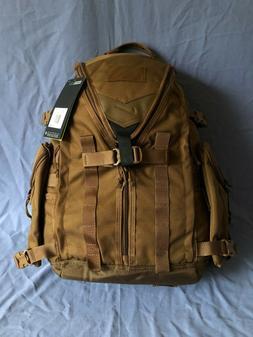 Nike SFS Responder Tactical Backpack Brown BA4886-222 One Si