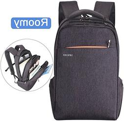 LAPACKER Slim Lightweight Laptop Backpack Casual Daypacks Ou