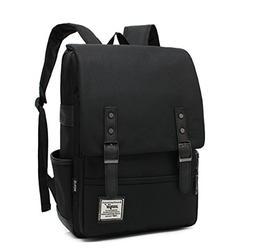 JSBKY Unisex Professional Slim Business Laptop Backpack, Fas