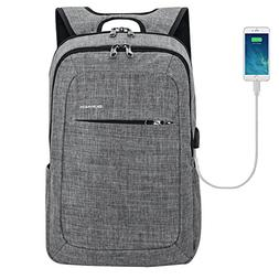 kopack Computer Backpack 17 Inch Water Resistant/USB Port/An