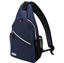 MOSISO Sling Backpack, Multipurpose Crossbody Shoulder Bag T