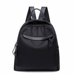 Small Fashion Backpacks for Women Daypack Waterproof Nylon R