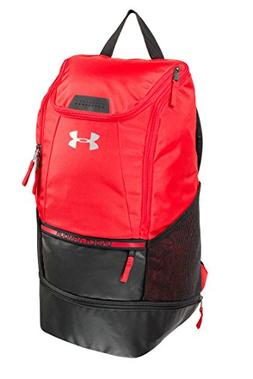 889c030c61 Men s Under Armour Soccer Backpack Red Size One Size