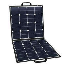SUAOKI 100W 18V 12V Solar Panel Charger SunPower Cell Portab