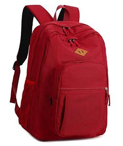 Abshoo Girls Solid Color Backpack For College Women Water Re