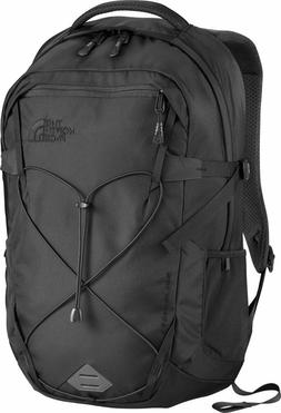 The North Face - Solid State Laptop Backpack - Black/Black