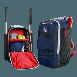 DeMarini Special Ops Spectre Backpack: WTD9410 Navy