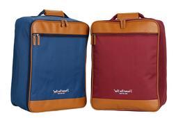 "Spirit Frontier Personal Item Bag Backpack 18"" x 14"" x 8"" Ca"