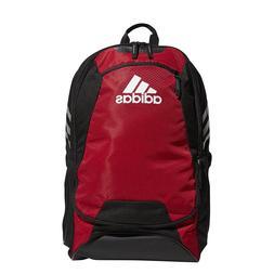 adidas Stadium II Backpack, Black/Red