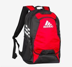 Adidas Stadium II Black & Red Soccer / Football Sports Gear