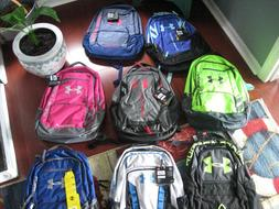 UNDER ARMOUR  STORM  Back Pack, All Colors, MSRP-$44.99-$69.