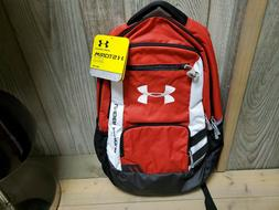 Under Armour Storm Water Resistant Backpack Red Brand New wi