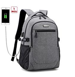 """Youv Fashion Student Backpack - 18"""" Casual Large School Dayp"""