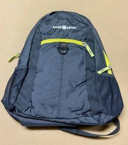 Swiss Gear Student Backpack for Laptops Black/Lime Green....