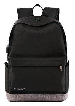 Student Backpack, Laptop School Backpack for Men Women, Trav