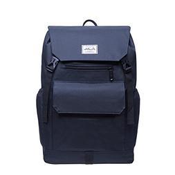 KAUKKO Stylish Oxford Fabric Backpack Travel Rucksack lightw