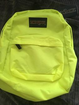 JANSPORT SUPERBREAK BACKPACK 100% AUTHENTIC SCHOOL BAG, 15 C