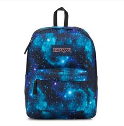 JanSport SuperBreak Backpack - Galaxy , NEW with Tags, 100%