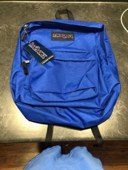 JanSport Superbreak Backpack Regal Blue