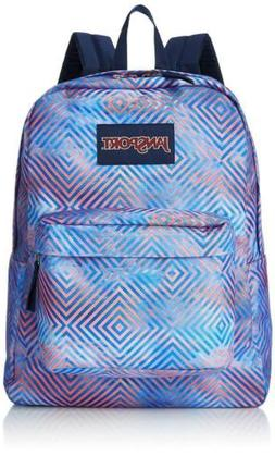 JanSport Unisex Superbreak Classic Ultralight Backpack Optic