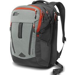 The North Face Surge Backpack Sedona Sage Grey / Asphalt Gre