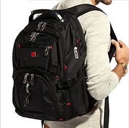 Swiss bag Men Women Laptop Backpack Computer Outdoor School