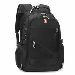 Swiss gear Men's Outdoor Travel Bag Waterproof Laptop Backpa