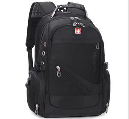 Swiss gear Men's Outdoor Travel Bag Waterproof Laptop Backpa