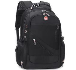 HOT Swiss gear Men's Outdoor Travel Bag Waterproof Laptop Ba