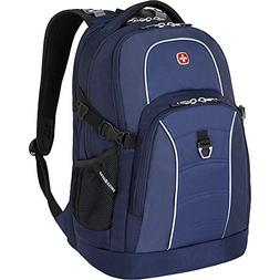 "SwissGear 18.5"" Backpack Navy Alpine/ Silver Storm"
