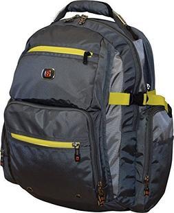 """SwissGear Breaker Laptop Backpack With 16"""" Laptop Pocket & 1"""