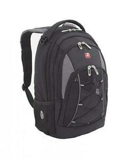 SwissGear Travel Gear Bungee Backpack Black Shop, New