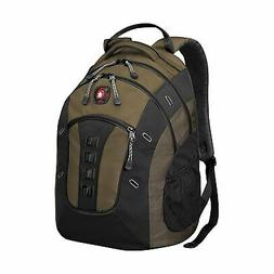 "SwissGear Granite 16"" Padded Laptop Backpack/School Travel B"