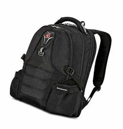 SwissGear Premium Laptop Notebook ScanSmart Backpack, Swiss