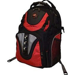 "SwissGear® Maxxum Double Zipper Backpack With 16"" Laptop Po"