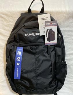 SwissGear Student Backpack For 15in. Laptops, Black