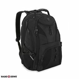 SWISSGEAR Travel Gear 1900 Scansmart TSA Laptop Backpack Bla
