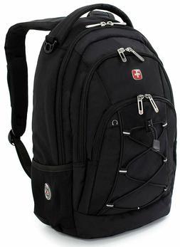 SwissGear Travel Gear Lightweight Bungee Backpack - for Scho