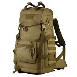 40eb971d79b3 X-Freedom 60L Tactical Large Daypack Hunting Backpack Milita