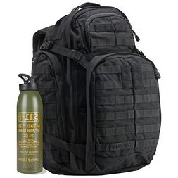 5.11 Tactical Rush 72 Backpack with Green Splash Bang Alumin