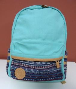 Leaper Teal Blue Backpack - New