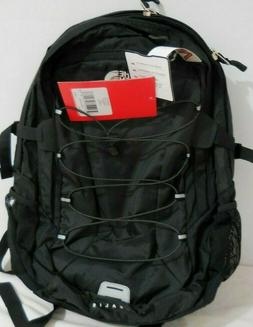 The North-Face's Borealis Backpack Black AUTHENTIC New Fullb