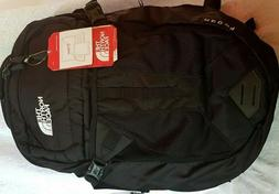 The North-Face's Recon Backpack Black AUTHENTIC Color New Fu