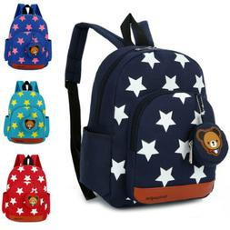 Toddler Children Travel Boys Girls Cartoon Backpack Schoolba