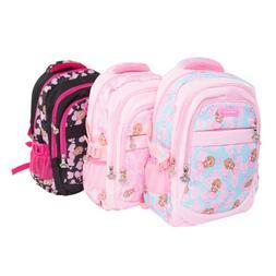 Toddler Kids Children Cue Girl Cartoon Backpack Schoolbag Sh
