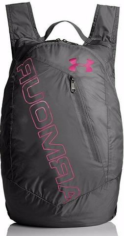 Under Armour UA Packable Travel GYM Backpack POUCH Lightweig
